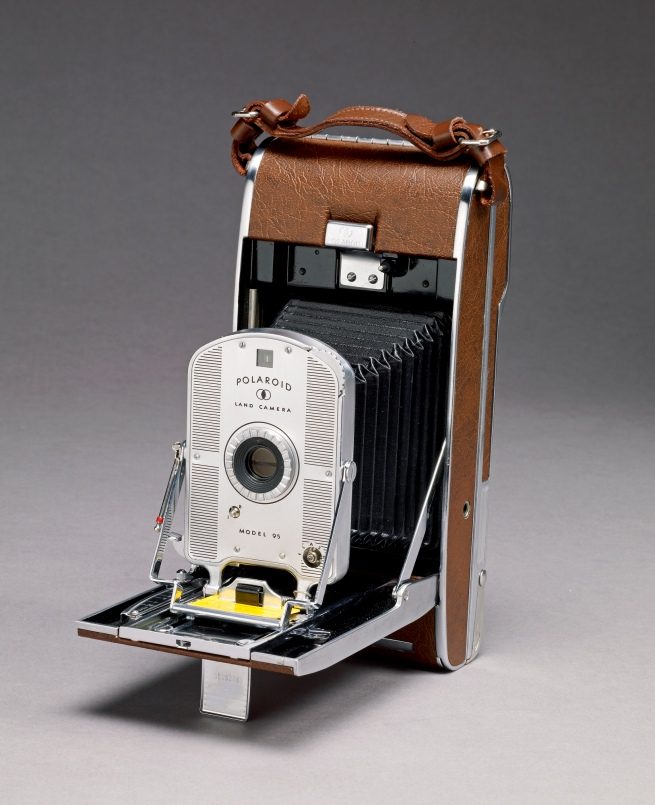 Polaroid Corporation (American, founded 1937) 'Polaroid Land Camera Model 95' c. 1948-1949