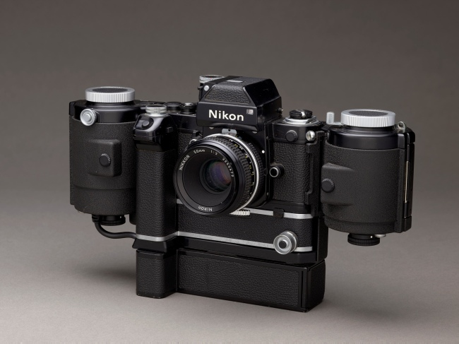 "Nippon Kogaku K.K. (Japanese, founded 1917) 'Nikon ""Reporter"" large load 35mm camera' after 1959"