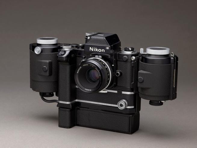 """Nippon Kogaku K.K. (Japanese, founded 1917) 'Nikon """"Reporter"""" large load 35mm camera' after 1959"""