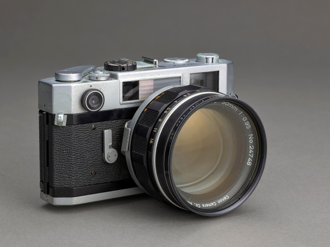 Canon Inc. (Japanese, founded 1937) 'Canon S 35mm camera with rare F2 lens' 1946