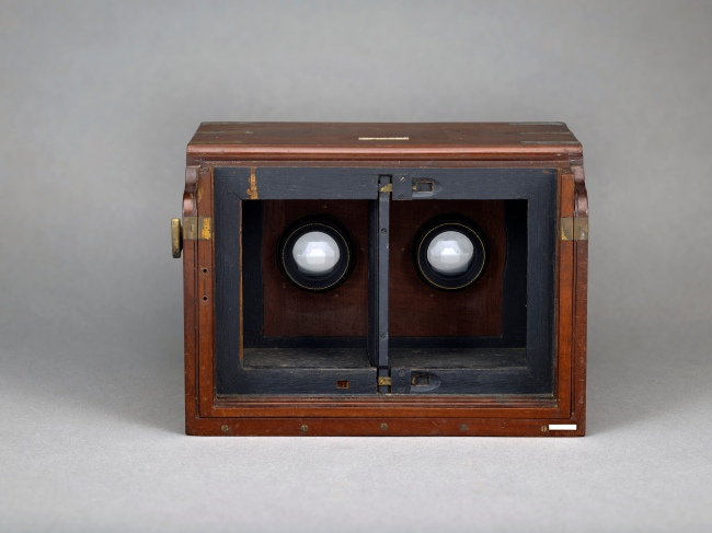 Unknown maker (British) 'Camera box' 1860
