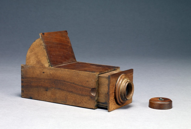 Unknown maker (European) 'Camera Obscura' c. 1750-1800