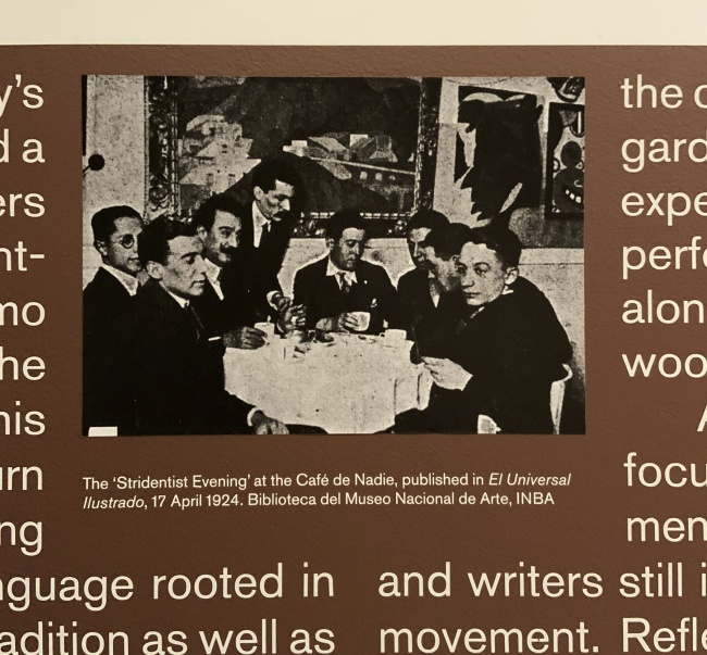 Mexico City: Cafe De Nadie & Carpa Amaro 1920s