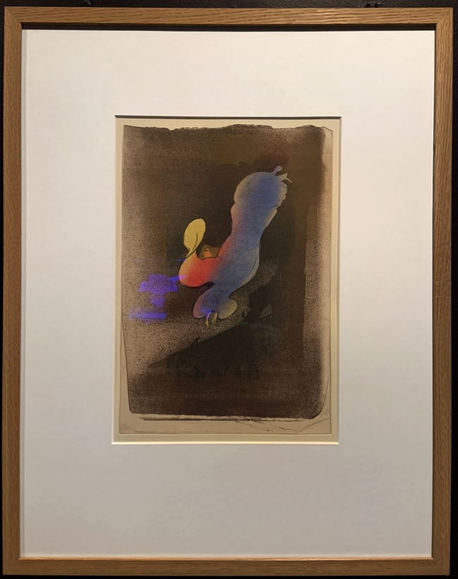 Henri de Toulouse-Lautrec. 'Miss Loïe Fuller' 1893