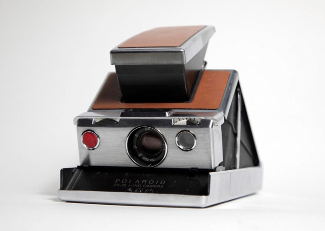 Polaroid Corporation (American, founded 1937) 'Polaroid SX-70' 1972