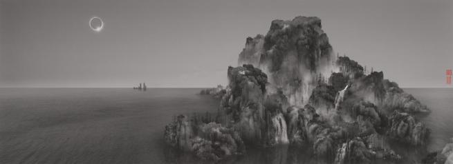 Yongliang Yang (Chinese, b. 1980) 'Eclipse' 2008