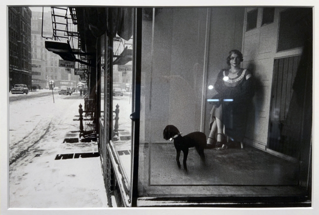 Robert Frank (American, 1924-2019) 'New York City' early 1950s (installation view)
