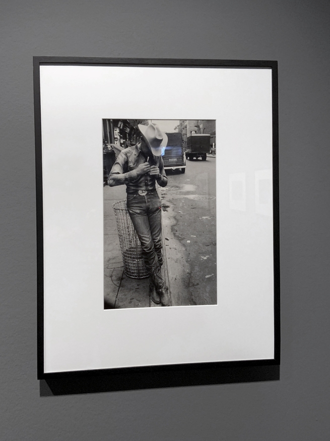 Robert Frank (American, 1924-2019) 'Rodeo - New York City' 1954 (installation view)