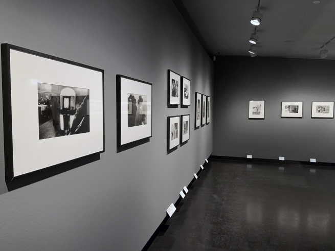 Installation view of the exhibition Robert Frank. Unseen at C/O Berlin