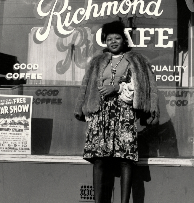 Dorothea Lange (American, 1895-1965) 'Richmond, California' 1942