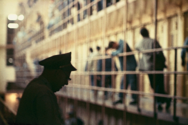 Gordon Parks (American, 1912-2006) 'Untitled, San Quentin, California' 1957