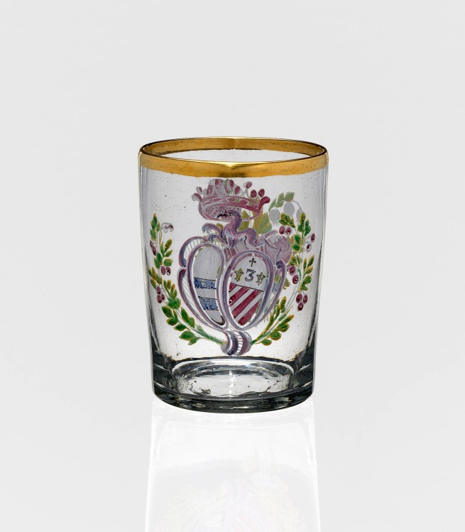 Italy, Venice (manufacturer) 'Beaker' Late 18th century