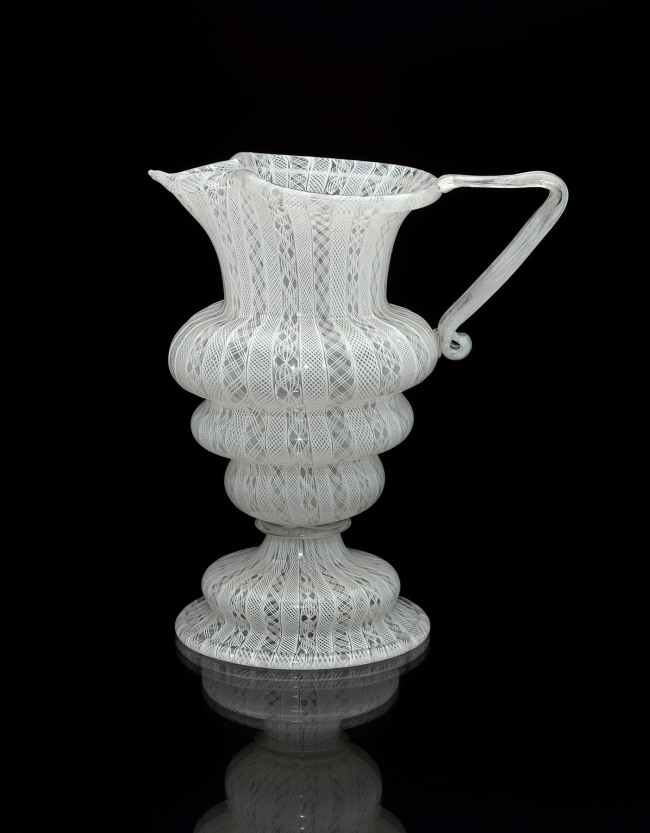 Italy, Venice / Spain (manufacturer) 'Jug' Mid 16th century