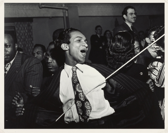 Weegee (Arthur Fellig) (American, born Austria, 1899-1968) '[Calypso]' about 1944; before 1946