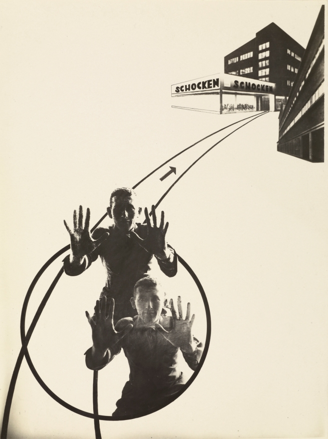 László Moholy-Nagy (American, born Hungary, 1895-1946) '[The Law of the Series]' 1925