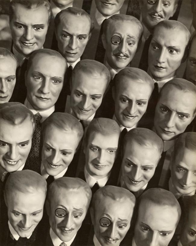 Martin Munkácsi (American, born Hungary, 1896-1963) 'Big Dummies' 1927-1933
