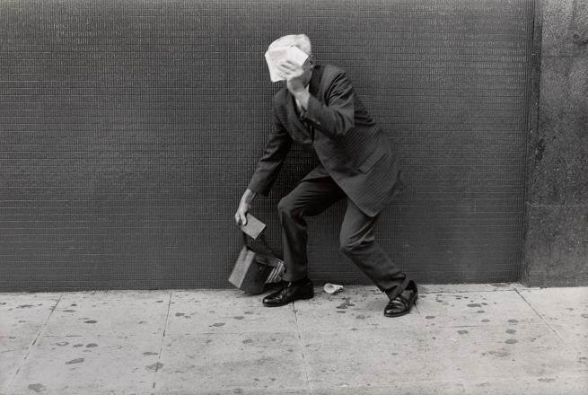 Anthony Hernandez (American, b. 1947) 'Los Angeles #1' 1969