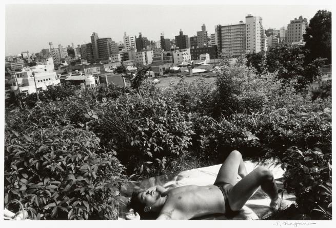 Shigeichi Nagano (Japanese, born 1925, active Tokyo, Japan) '[Tokyo, Aobadai (Nishi Saigoyama Park), Meguro Ward]' 1988