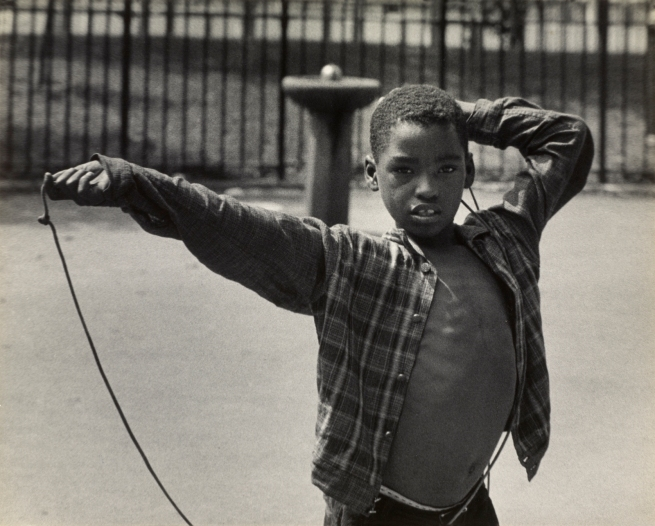 Emil Cadoo (American, 1926-2002) 'Children of Harlem' 1965