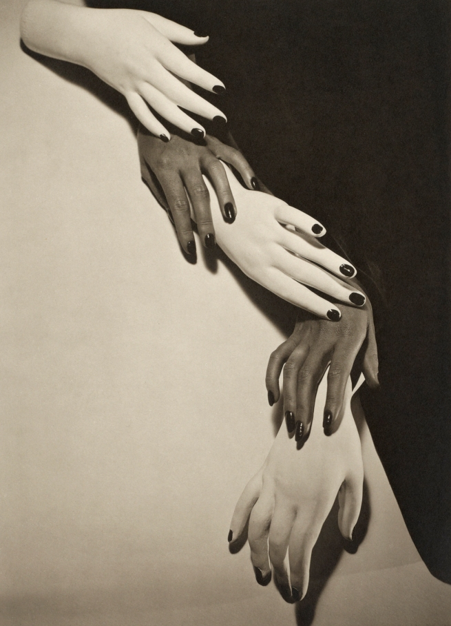 Horst P. Horst (American, born Germany, 1906-1999) 'Hands, Hands' 1941