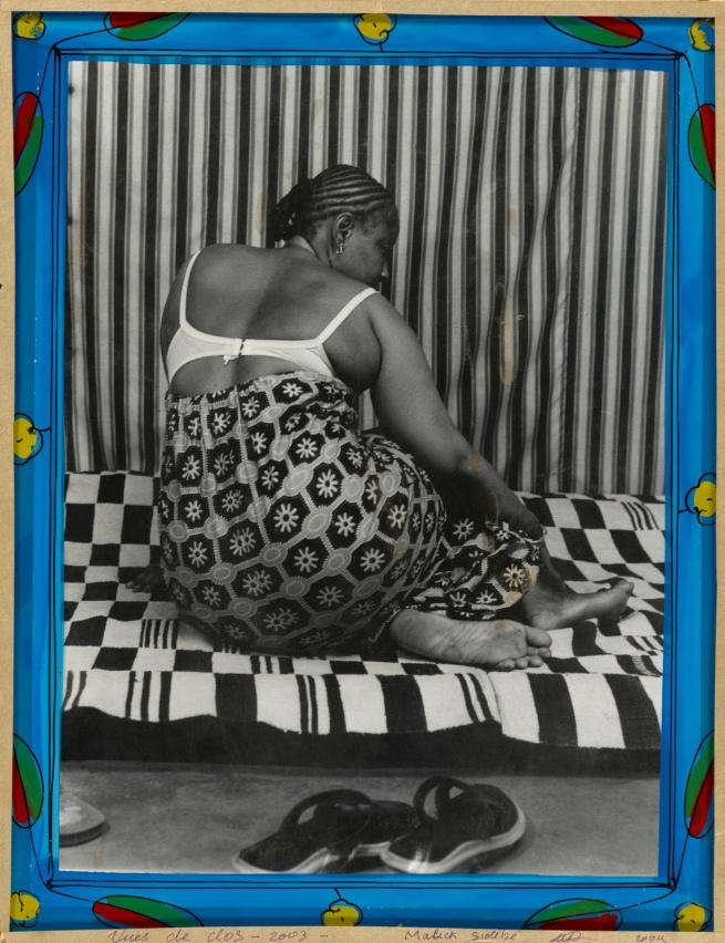 Malick Sidibé (Malian, 1936-2016) 'Vues de dos' Nd, print 2003