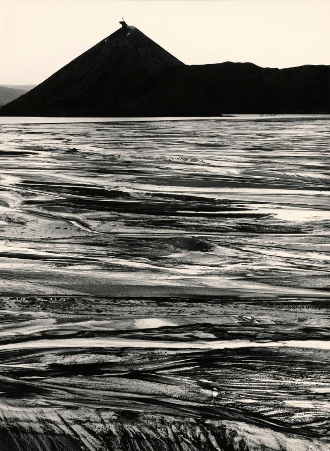 Otto Steinert (German, 1915-1978) 'Schlammweiher 2' Negative 1953, print about 1960s