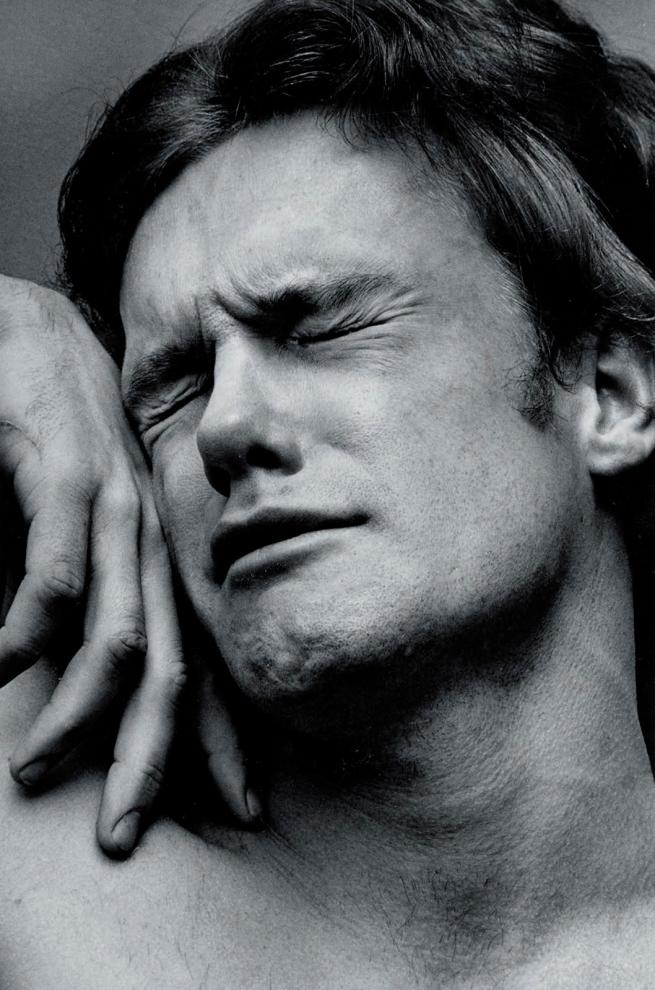Peter Hujar. 'Orgasmic Man' 1969
