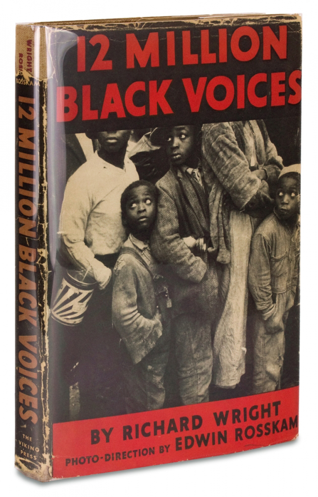 Lange '12 Million Black Voices'