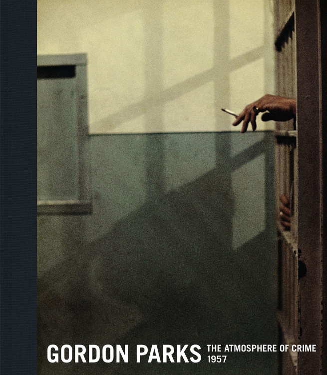 'The Atmosphere of Crime, 1957' (cover)