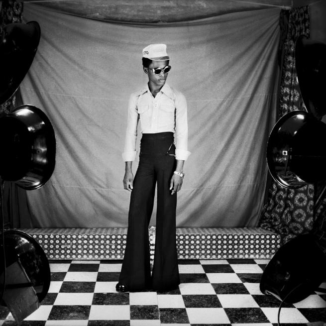 Samuel Fosso (Cameroonian, b. 1962) 'Self-portrait' 1975-7
