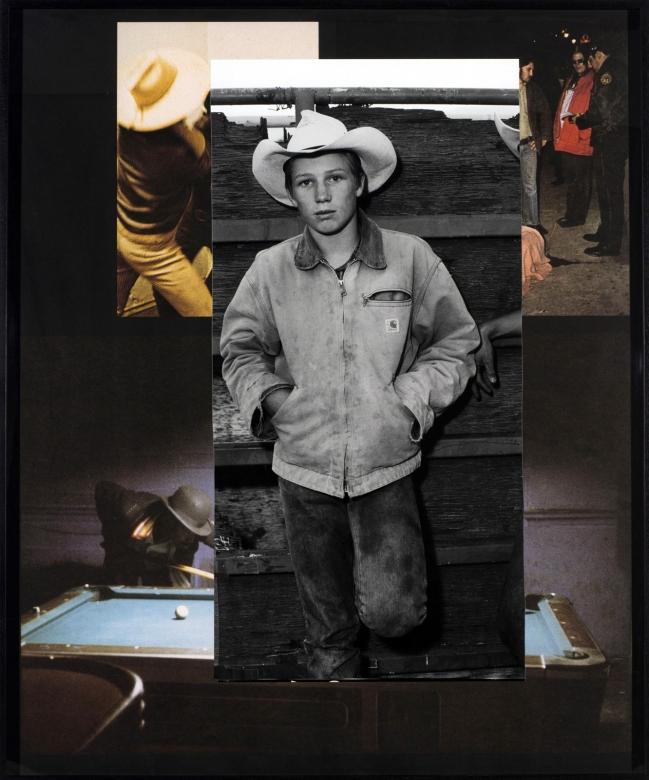 Collier Schorr (American, b. 1963) 'Americans #3' 2012
