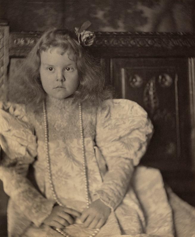 Sarah Choate Sears (American, 1858-1935) 'Helen Sears' 1895