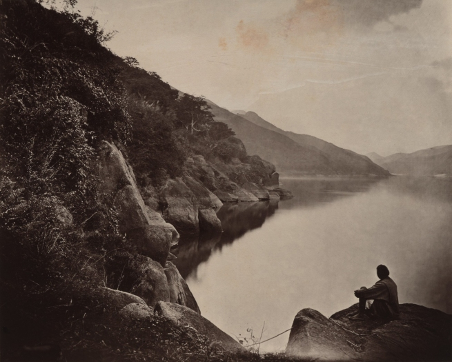 John Thomson (Scottish, 1837-1921) 'A Reach of the Min' 1870-1871
