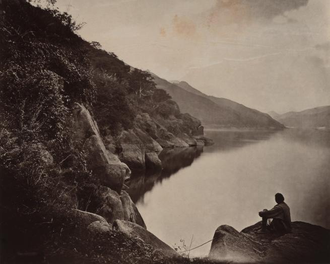 John Thomson (Scottish, 1837-1921) 'A Reach of the Min' 1870-1871