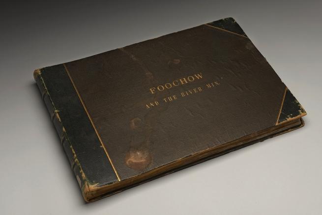 John Thomson (Scottish, 1837-1921) 'Foochow and the River Min' 1870-1871