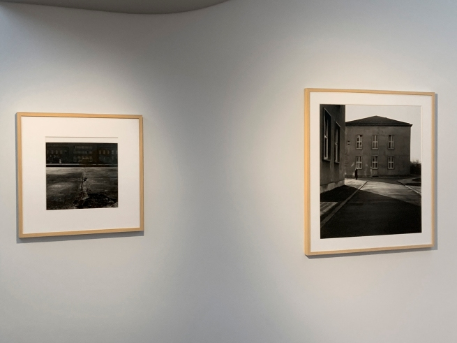 Installation view of the exhibition 'Benjamin Katz Berlin Havelhöhe, 1960/61' at the Museum Ludwig, Cologne
