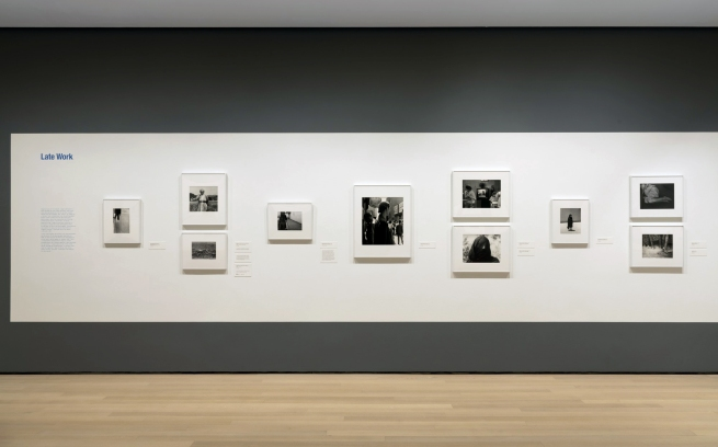 Installation view of 'Dorothea Lange: Words & Pictures', The Museum of Modern Art, New York, February 9, 2020 - May 9, 2020