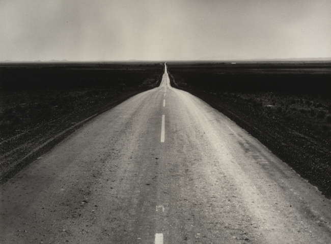 Dorothea Lange (American, 1895-1965) 'The Road West, New Mexico' 1938, printed 1965