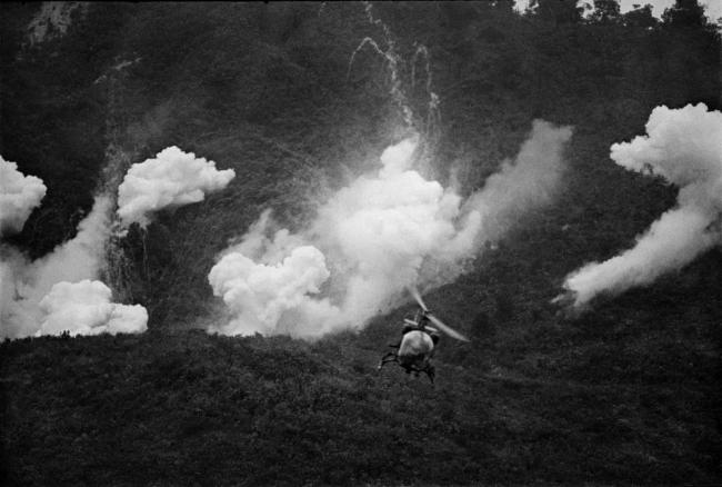 Catherine Leroy (French, 1944-2006) 'Vietnam' September 1966
