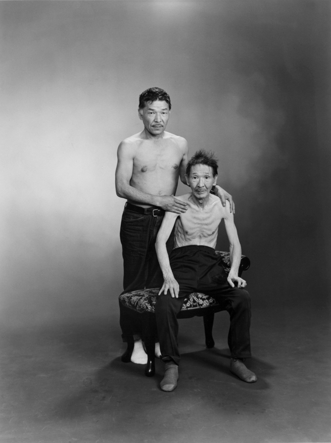 Masahisa Fukase (Japan, 1934-2012) 'Masahisa and Sukezo' 1985