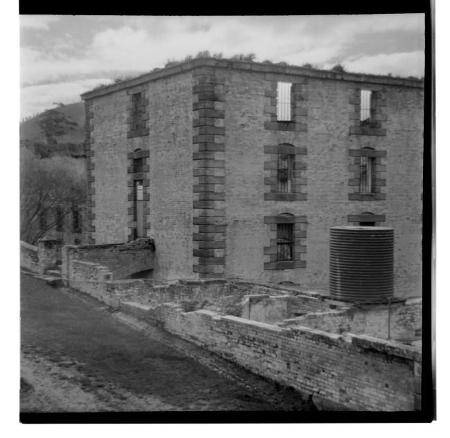 Unknown photographer (Australian) 'Untitled (Port Arthur ruins, Tasmania)' 1946-47