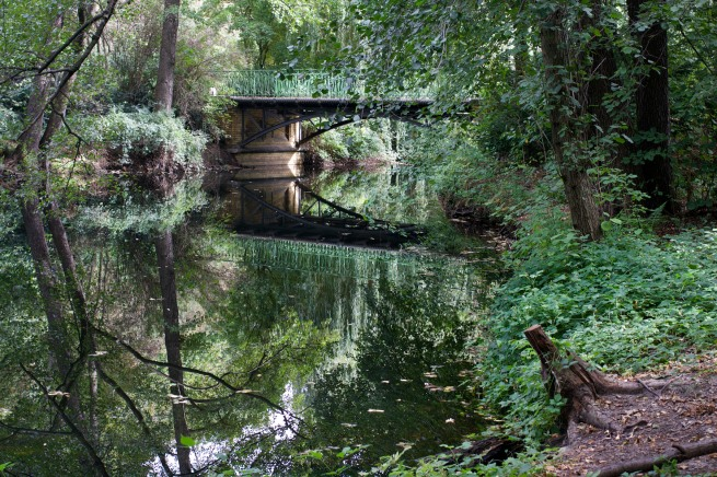 Marcus Bunyan (Australian, b. 1958) 'A Day in the Tiergarten' 2019-2020