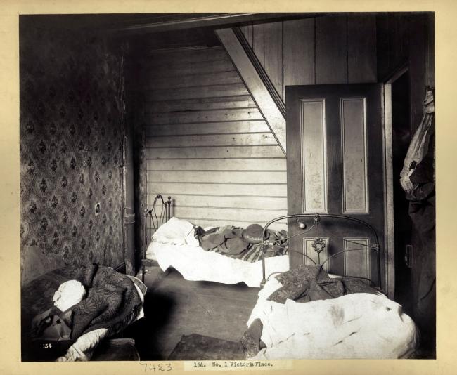 John Degotardi Jr. (Australian, 1860-1937) '154. No. 1 Victoria Place' 1900