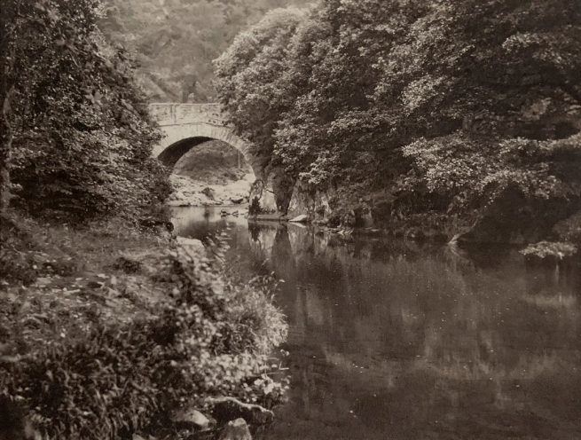 E. O. Hoppé (British, born Germany 1878-1972) 'Beddgelert, Carnavonshire, Wales' 1926