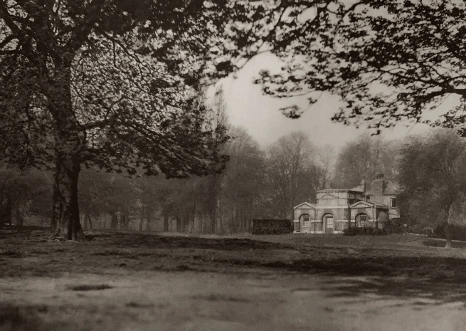 E. O. Hoppé (British, born Germany 1878-1972) 'Kensington Gardens, London' 1926