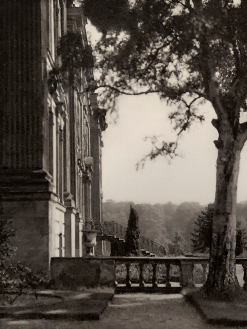 E. O. Hoppé (British, born Germany 1878-1972)'Stoneleigh Abbey, Near Leamington, Warwickshire' 1926