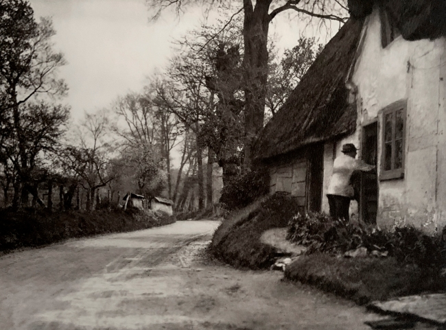 E. O. Hoppé (British, born Germany 1878-1972) 'West Hagbourne, Berkshire' 1926