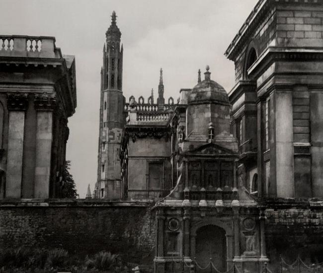 E. O. Hoppé (British, born Germany 1878-1972) 'Caius Cambridge, Cambridge' 1926