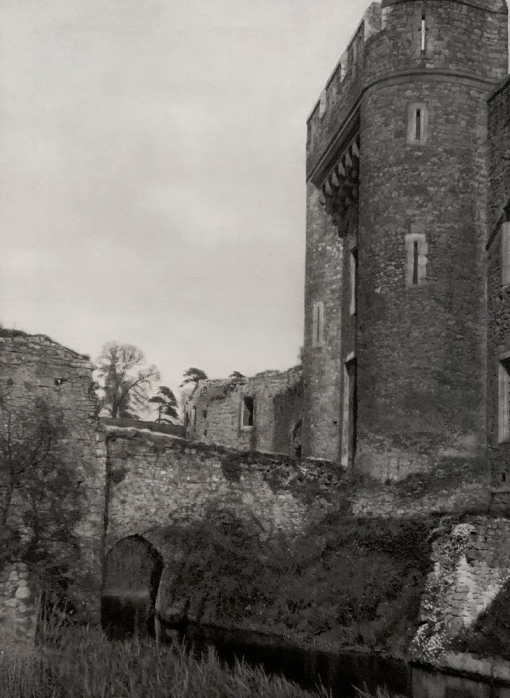 E. O. Hoppé (British, born Germany 1878-1972) 'Allington Castle, Maidstone, Kent' 1926
