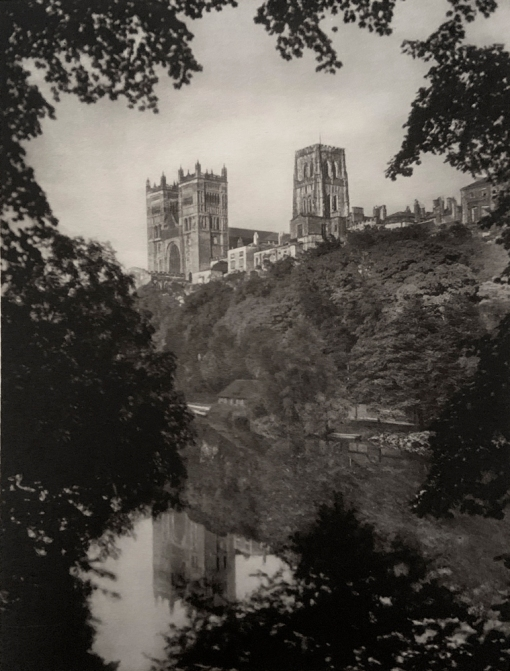E. O. Hoppé (British, born Germany 1878-1972) 'Durham Cathedral, Durham' 1926